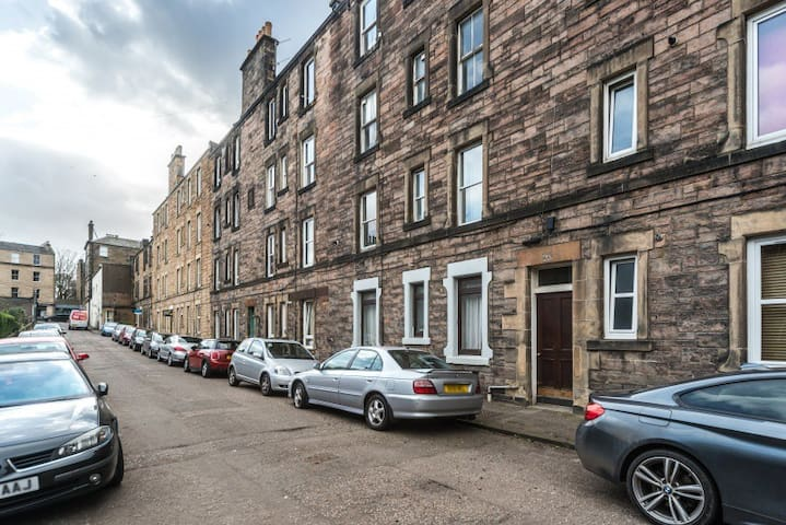 ★ East End Apartment Close To Holyrood Palace ★