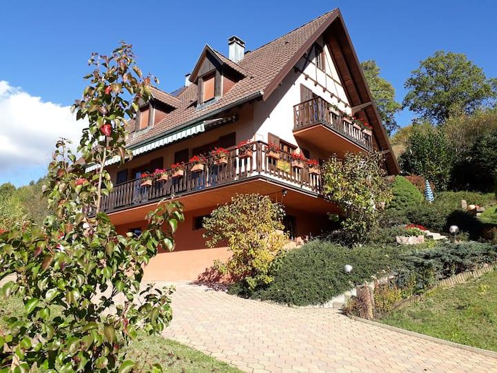 """Chambres d'hôtes  """"Au Val Séjour"""" Alsace"""
