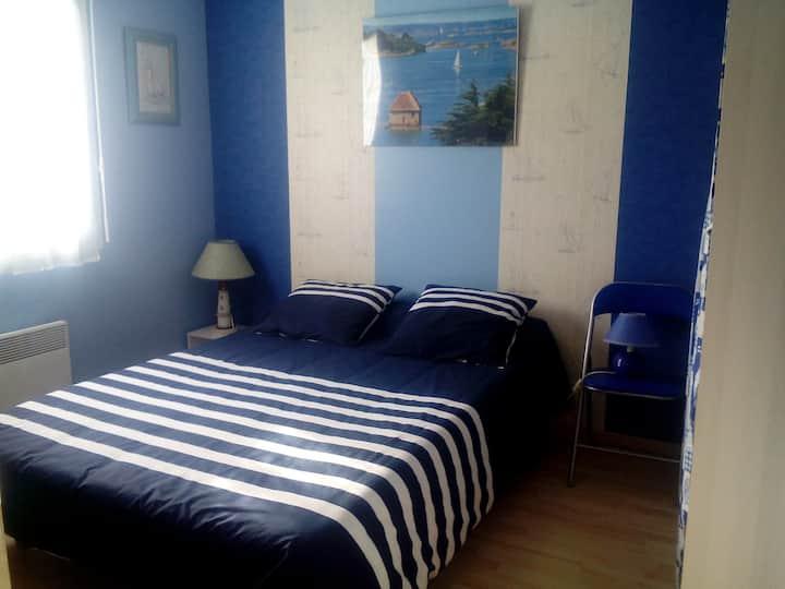 petite chambre agreable calme et proche de la mer