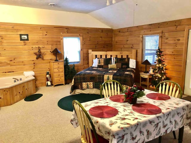 Aspen Cabin-Hocking Hills (Free Fishing Available)