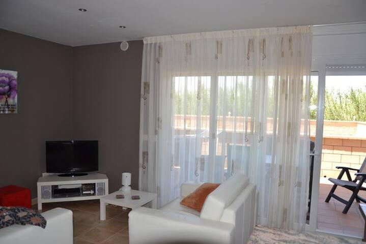 Luxe appartement op begane grond gelegen - Bon Relax - Квартира