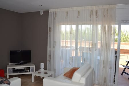 Luxe appartement op begane grond gelegen - Bon Relax - Apartamento