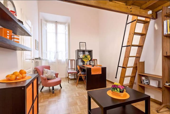 COLOSSEO - TUTTI CONFORT – WIFI - Roma - Apartment