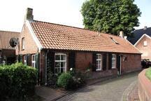 Wohnung in denkmalgeschütztem Friesenhaus
