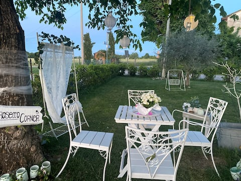 Un angolo di Provence ....la Maisonette