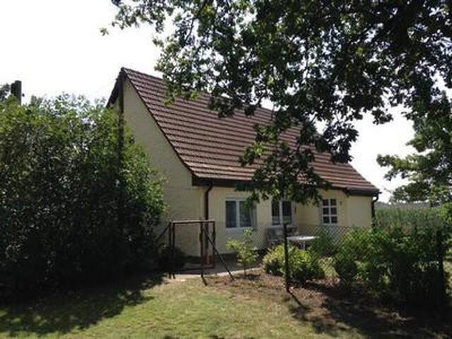 Ferienhaus 'Naturidylle' Elbnähe Abenteuer 1-8 Personen