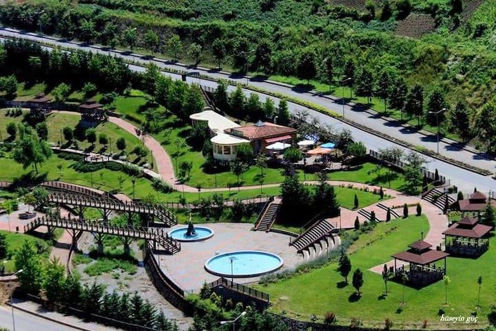 Zagnos Vadisi Şelale Evleri - Akçaabat - Apartament