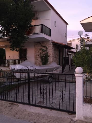 Fourka Beach - Chalkidiki - Apartment