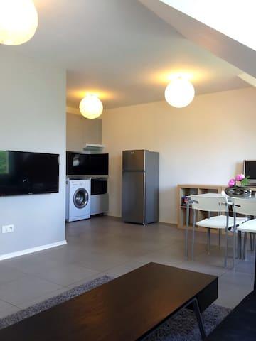 Appartement 2 pièces 45m² - proche Paris centre - Ermont - Huoneisto