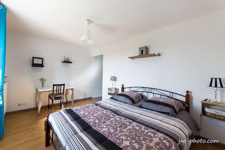 Chambre avec vue sur la Vingeanne - Montigny-Mornay-Villeneuve-sur-Vingeanne - Дом