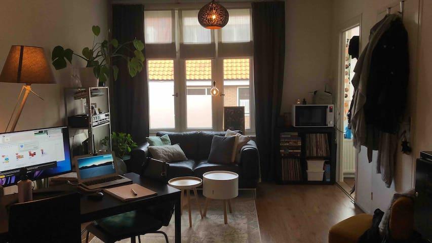 Cozy studio near the citycentre of Eindhoven
