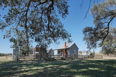 The Hut at Elm Tree Farm, Mansfield