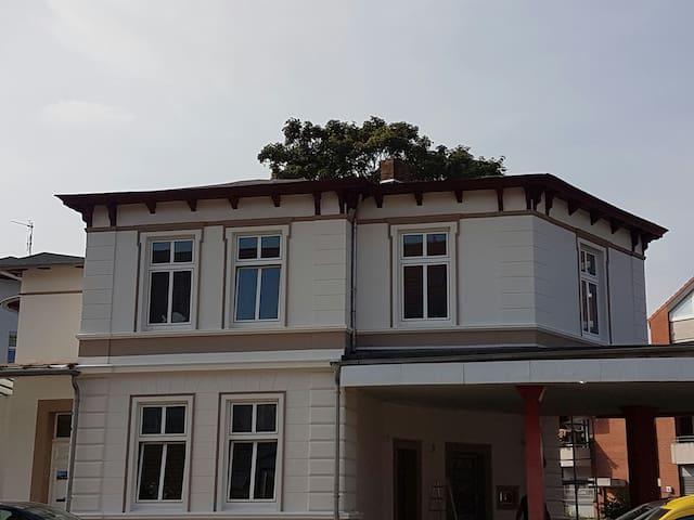 Stadthaus zentral und neu gestaltet - Lübeck - Huis
