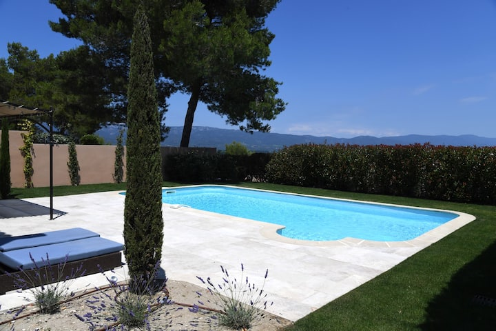 Villa Miraflora with own pool at Pont Royal Golf