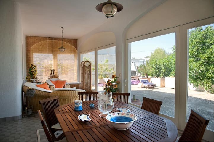 B&B 300 meters from the sea