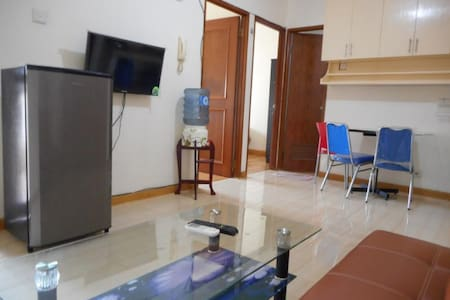 Surprise 2 BR Apartment in Center of Jakarta