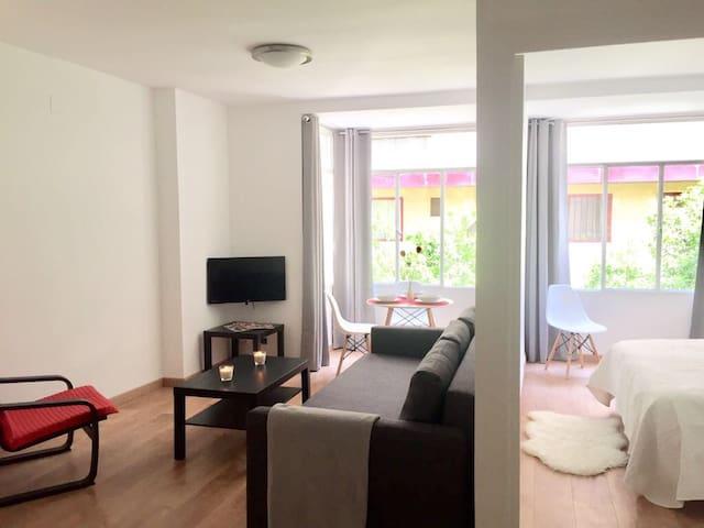 Apartamento 1 dormitorio Gandia Centro VT-44718-V