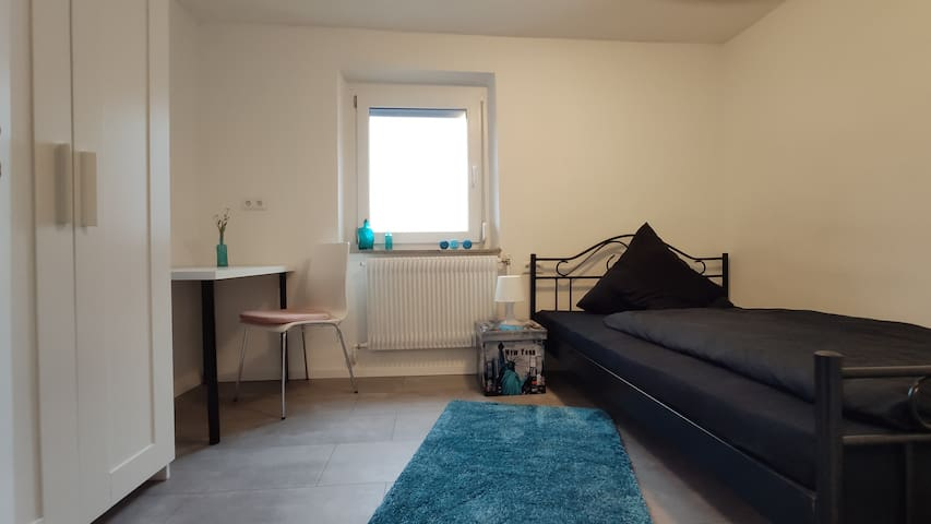 Gemütliches Einzelzimmer in 3-Zimmer Wohnung