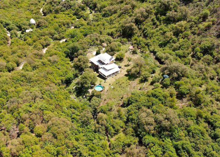 Habitación Arroyo (doble eco )