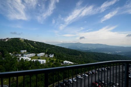 Exceptional Views of Ski Slopes and Mountains! - Condominium