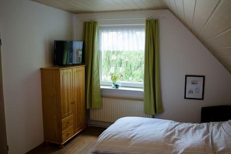 Appartement mit zwei Einzelbetten