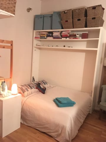 1month Min , cozy studio Notting Hill
