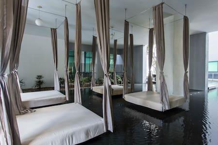 Zen studio near KLCC Kuala Lumpur - Kuala Lumpur - Huoneisto