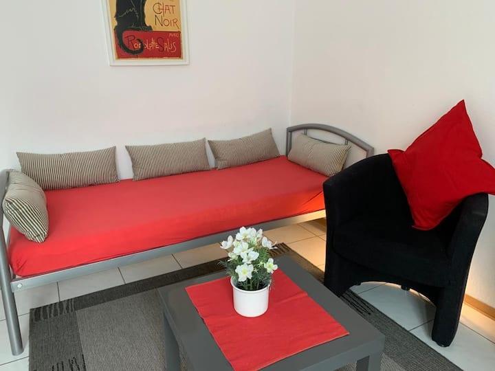 Haus Marlies Fewo 4 in Malsch bei Heidelberg