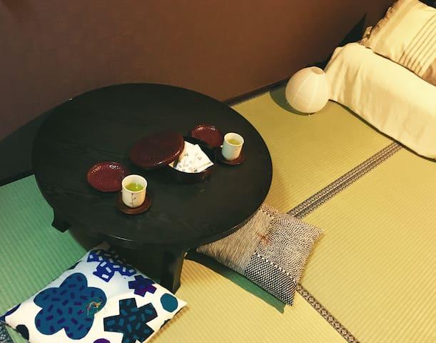 Petit Studio Japonais avec Tatami!