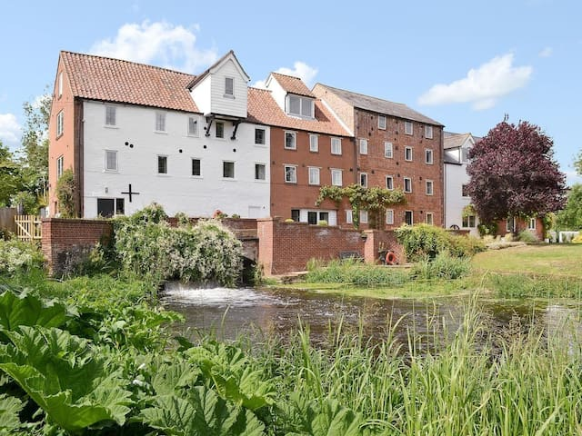 Waterside, Elmham Mill, Norfolk - North Elmham  - Leilighet
