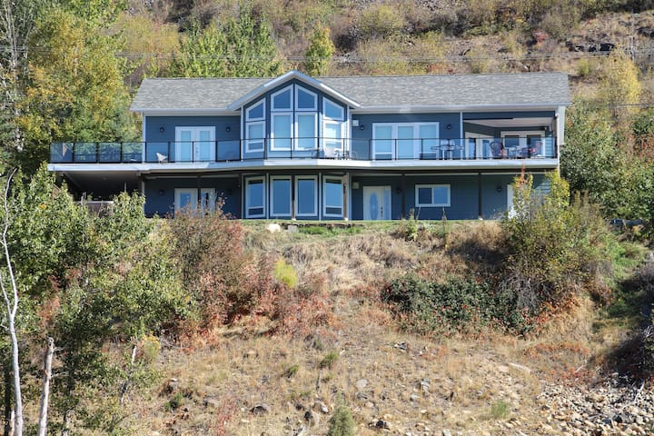 on the banks of the Columbia River - Trail - Bed & Breakfast