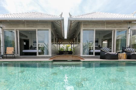 2 bedrooms & Private Pool Villa close to the beach - Mengwi