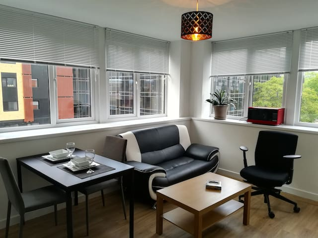 Cosy modern apartment in portsmouth central