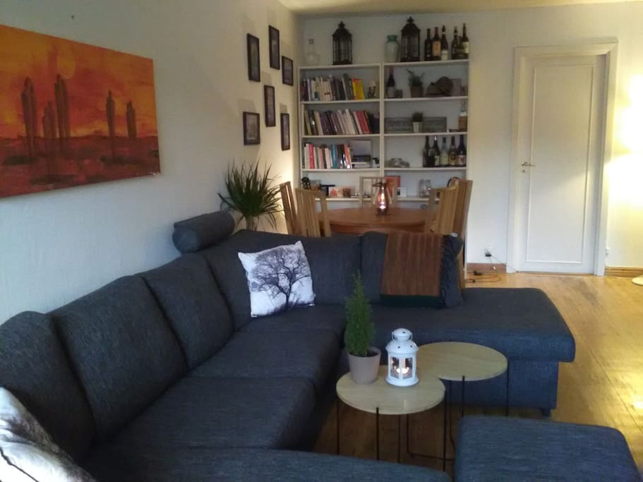 Dinner Table (Can be extended), Couch
