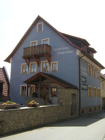 Urlaub an der Mainschleife - Eisenheim - Condominium