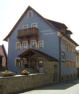 Urlaub an der Mainschleife - Eisenheim - Társasház