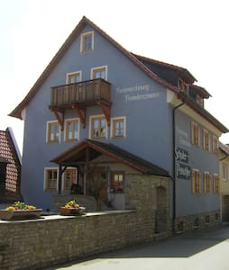 Urlaub an der Mainschleife - Eisenheim