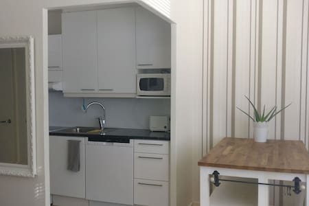 Quiet and homey single room apartment in centrum