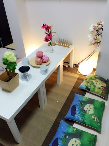 10mujihouse  免清洁费、免人头费 四线地铁开张大优惠 - Osaka - Departamento