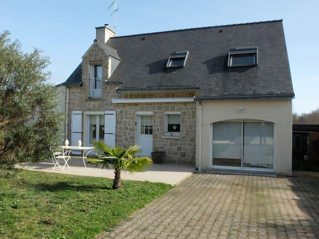 Maison proche de la mer. 3 lits, 6 couchages. - Saint-Philibert - House