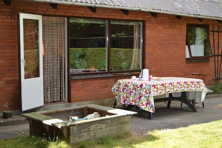 Holiday cottage with 2 bedrooms on 86m² in Stouby