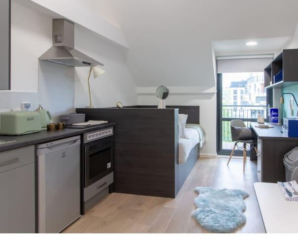 Modern Studio Apartment for Student