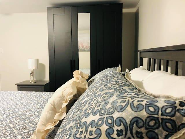 Bedroom no 3 (Basement)