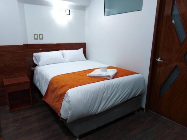 Habitacion Matrimonial Hotel Chaska Suites