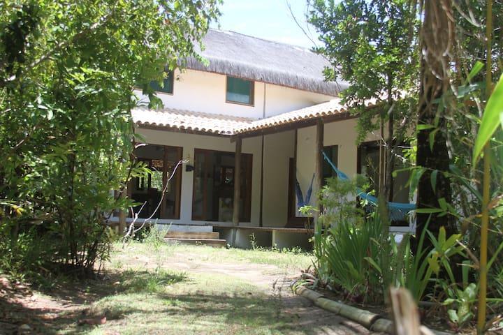 Casa dos Sonhos: inkiri Piracanga