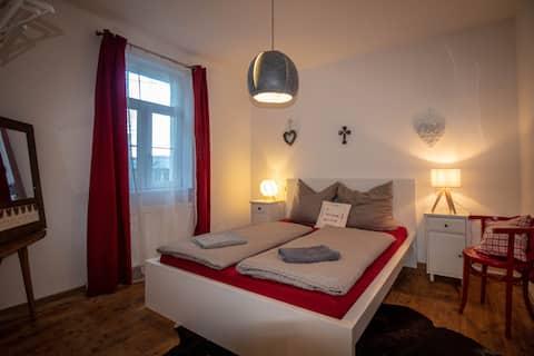 ★ Appartement urbain dans un style moderne et autrichien et jardin