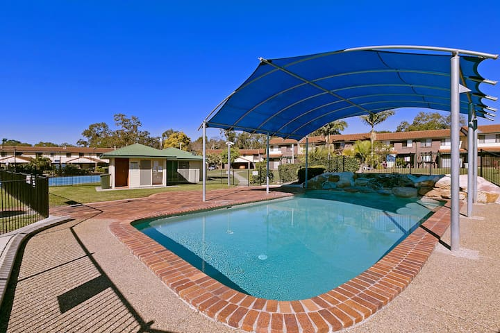 Fountain View Villa in Central Gold Coast- Nerang