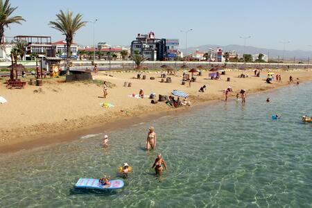 Пентхаус на побережье Средизеного моря - Famagusta Bay