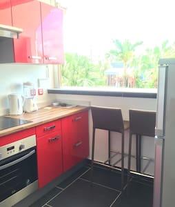 T2 sympa équipé tout confort - Capesterre belle-eau  - Apartment