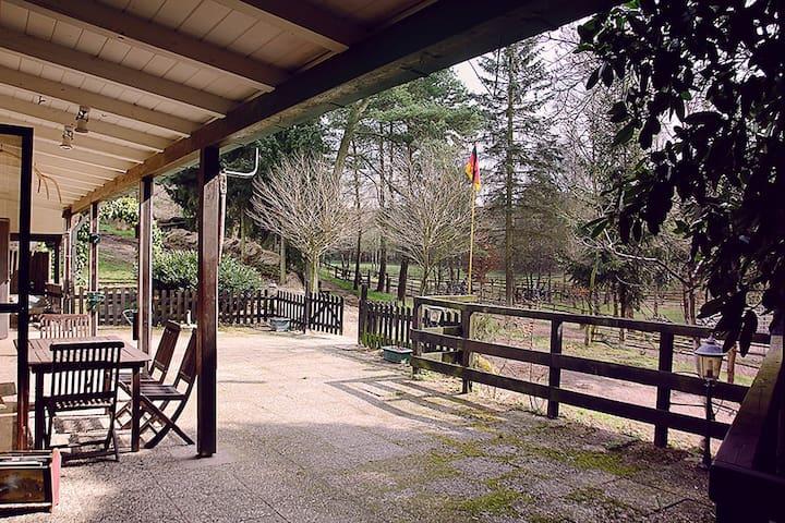 Reiten, Wandern, Relaxen in der Lüneburger Heide - Egestorf - Casa